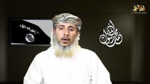 Nasser Ben Ali Al-Anassi, l'un des dirigeants d'Al-Qaïda dans la péninsule arabique (Aqpa)