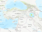 Several feared dead in Turkey after 5.7-magnitude quake strikes near border with Iran