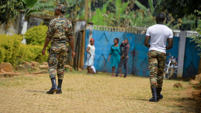 Children make up more than half of dead in Cameroon village massacre