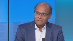 Moncef Marzouki a été le président de la Tunisie de 2011 à 2014.