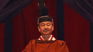 Naruhito Japan enthronement