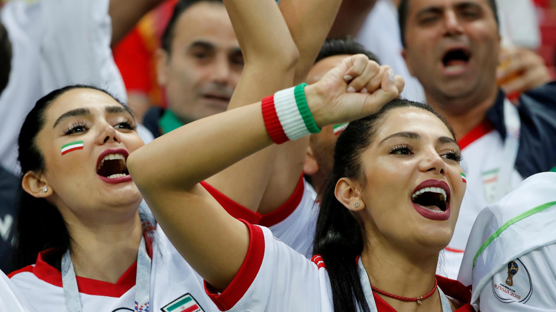 El fervor reinaba en el Kazan Arena antes que España concretara su victoria.