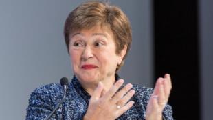 Kristalina Georgieva, directora gerente del FMI, confirmó la recesión de la economía global debido a la pandemia por coronavirus