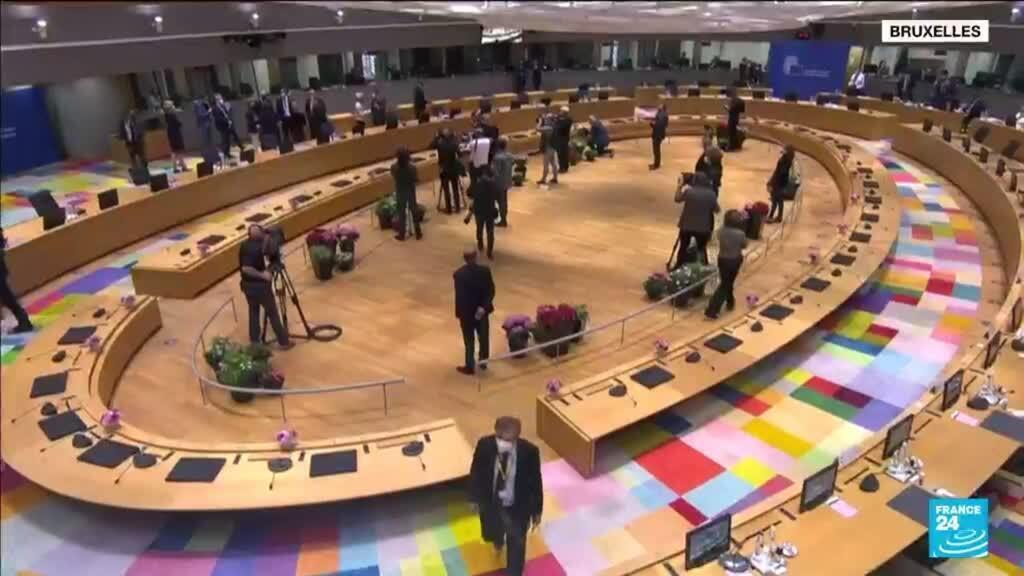 2021-06-25 17:11 Sommet européen : Russie, politique migratoire et loi hongroise divisent les 27 Etats membres