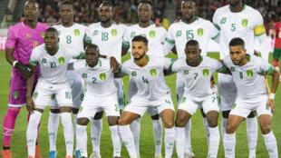 football can mauritanie