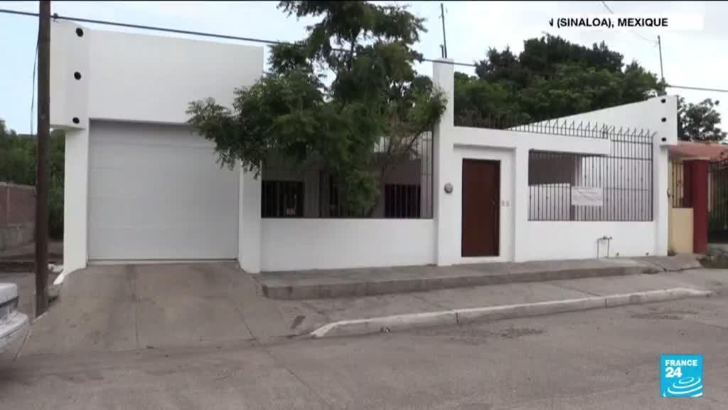 """2021-09-15 15:12 Loterie au Mexique : la maison du baron de la drogue """"El Chapo"""" mise en jeu"""