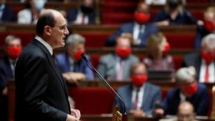 Jean Castex : discours de politique générale