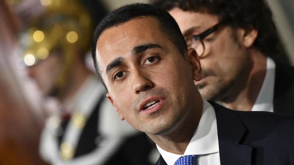 Italie Faute De Coalition Le Mouvement 5 étoiles Veut De