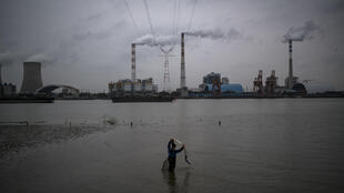 China relies on coal for 60 percent of its energy needs