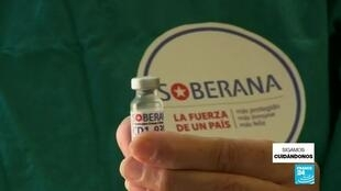 2021-05-09 13:36 Cuba inicia vacunación contra el Covid-19 con sus propios fármacos