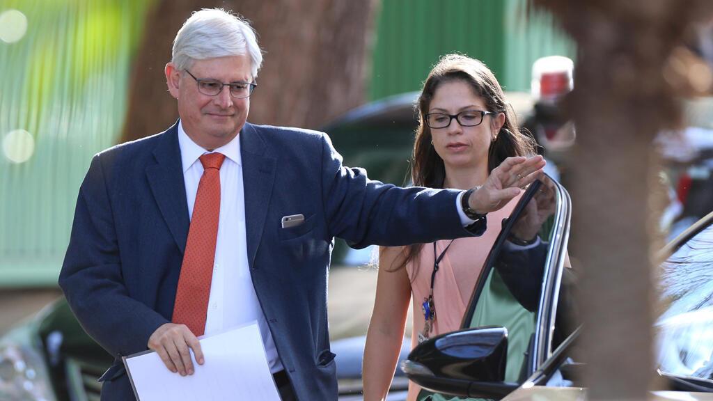 En mayo de 2016, Janot ya había pedido investigar al presidente Michel Temer por un intento de obstruir las investigaciones del caso Lava Jato