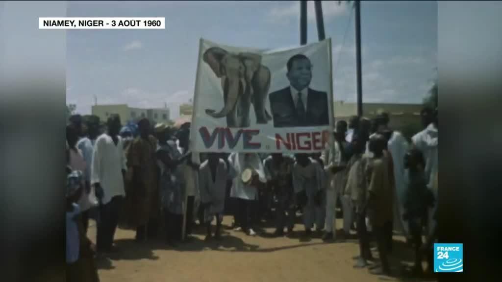 2020-08-03 08:38 Niger : 60 ans d'indépendance