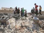Les bombardements sur la province syrienne d'Idleb au menu de la rencontre Macron-Poutine