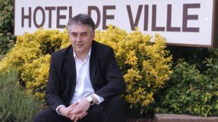 Gilles Bourdouleix, le maire de Cholet.