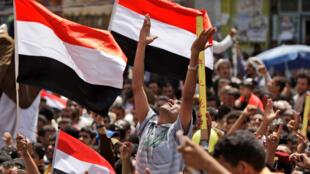yemen - revolution