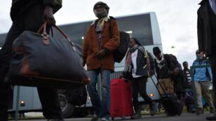 Pour beaucoup de mineurs migrants, s'installer au Royaume-Uni est un rêve.