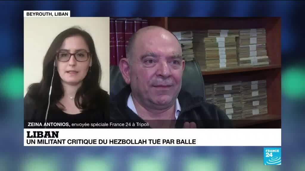 2021-02-04 11:01 Liban : le militant critique du Hezbollah Lokman Slim retrouvé mort, tué par balle