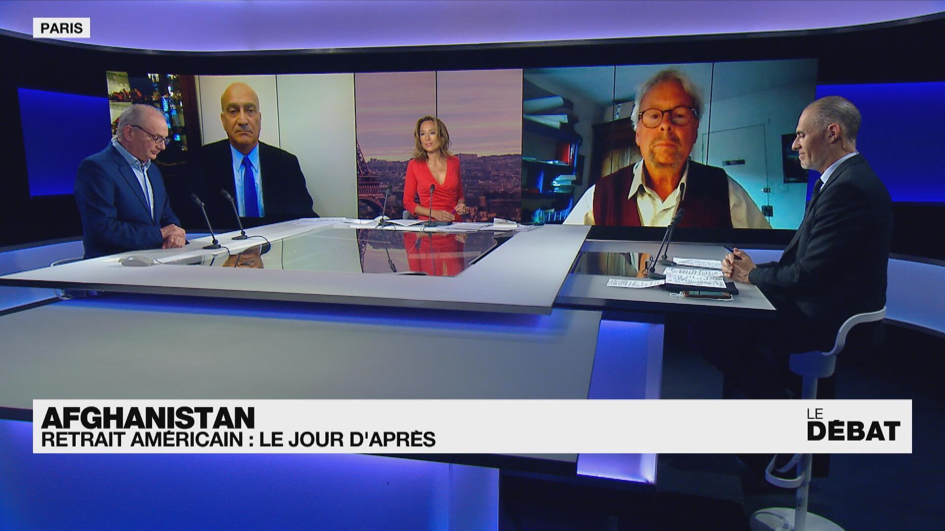 Le Débat de France 24 - mercredi 1er septembre 2021