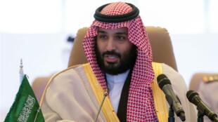 ولي العهد السعودي الأمير محمد بن سلمان بن عبد العزيز