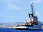 """Situation """"explosive"""" à bord de l'Open Arms bloqué près de Lampedusa avec 134migrants"""