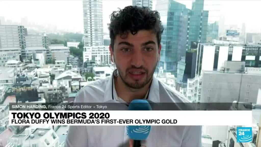 2021-07-27 09:13 Tokyo Olympics 2020: Team GB scooping up more medals in the pool
