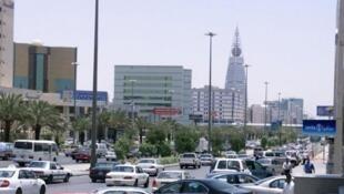 Une vue du centre de Riyad.
