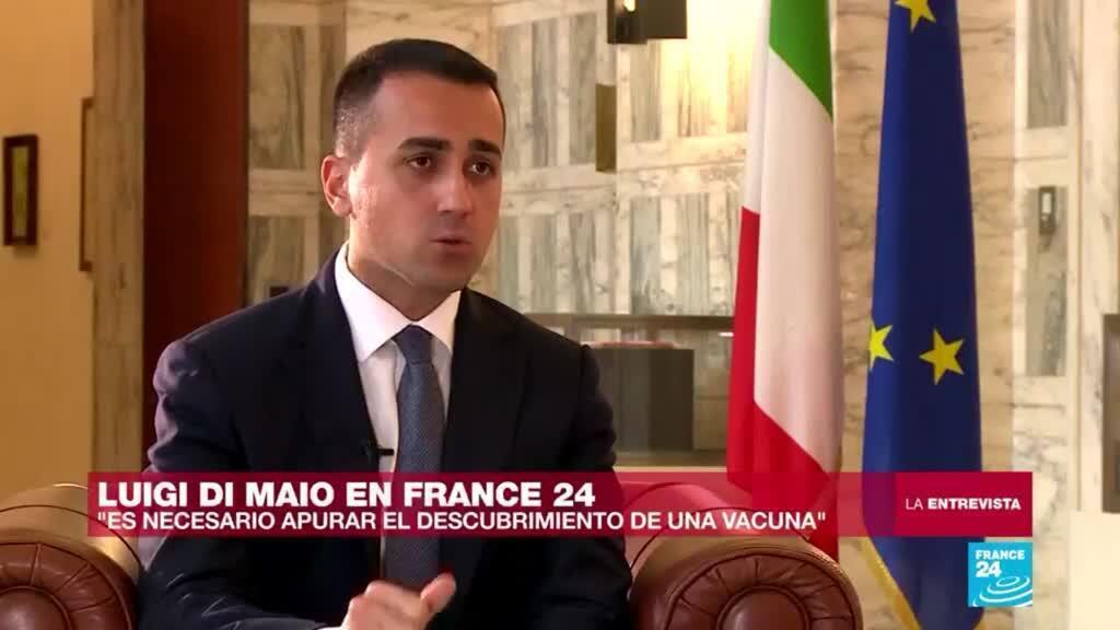 La Entrevista Luigi Di Maio