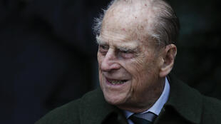 "Britain's Prince Philip was admitted to hospital as a ""precautionary measure"""