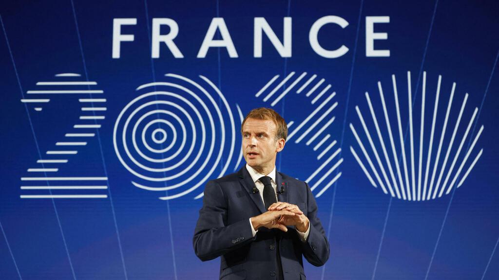 , Macron pushes nuclear, hydrogen power in €30 billion plan to reverse industrial decline, The World Live Breaking News Coverage & Updates IN ENGLISH