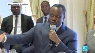 2020-03-05 17:06 Côte d'Ivoire : les potentiels successeur du président sortant Alassane Ouattara se font rares
