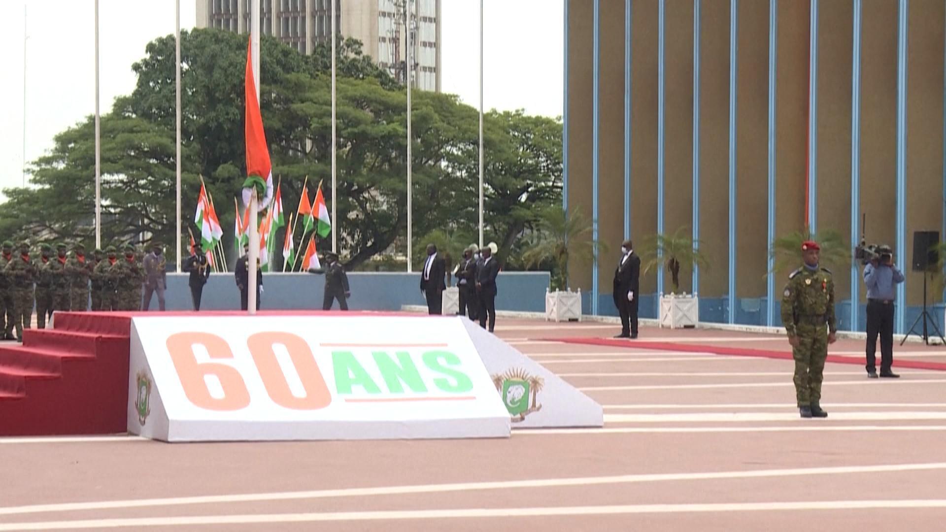 Côte d'Ivoire : 60 ans d'indépendance