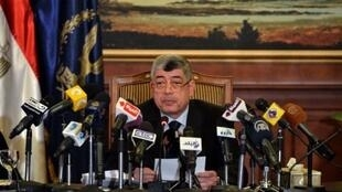 Mohamed Ibrahim, ministre égyptien de l'Intérieur
