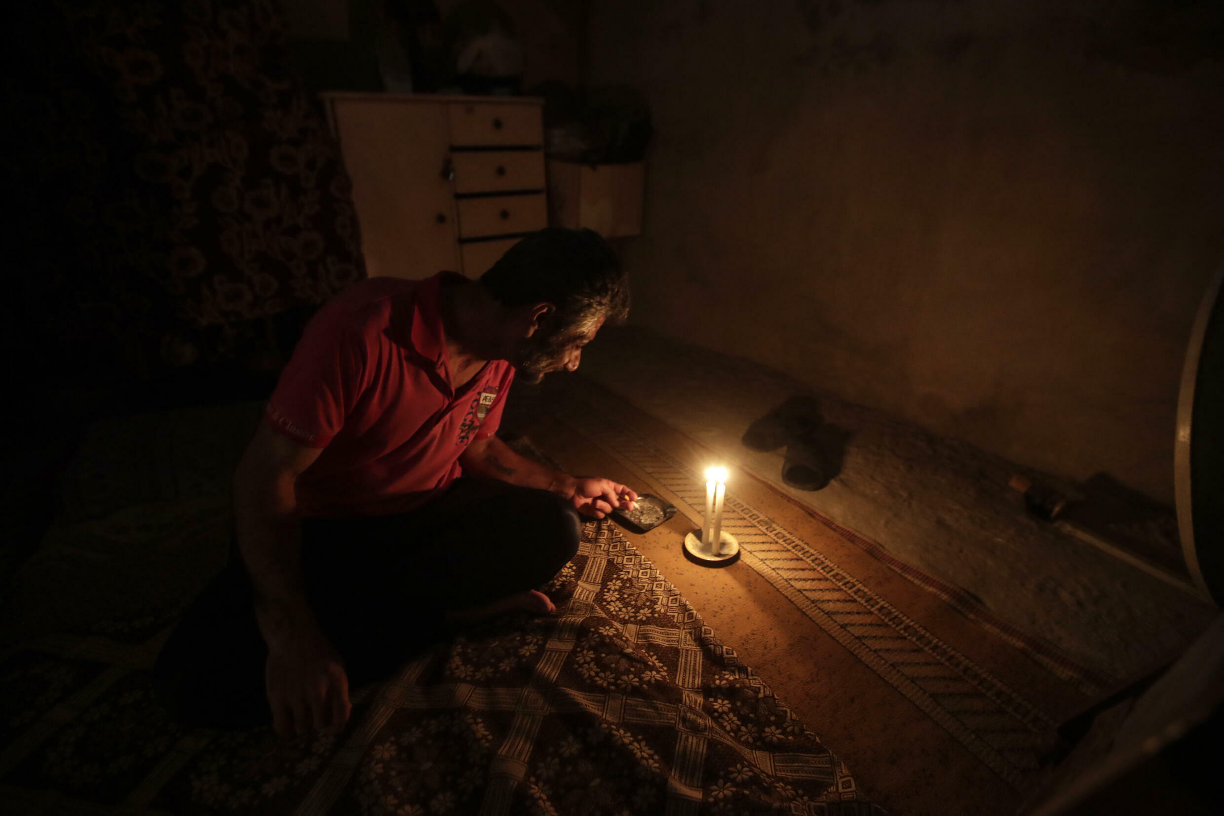 Power cuts lasting more than 22 hours a day have become the new norm in bankrupt Lebanon which is running out of everything from fuel and gas to medicine and bread