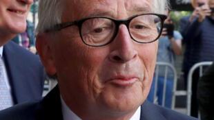 Brexit boris johnson jean claude huncker