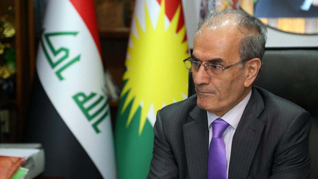Le gouverneur kurde de la province de Kirkouk, Najm Eddine Karim, a été limogé, jeudi 14 septembre 2017, par le Parlement fédéral.