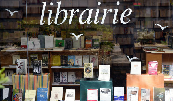 France is home to roughly 3,000 independent bookshops, more than twice as many as the UK or Germany.