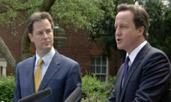 Click to read the Conservative-Liberal Democrat coalition agreement (PDF)