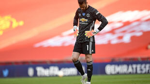 David de Gea is in the firing line after a string of blunders