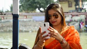 En Inde, le harcèlement sexuel se joue également au bout du fil