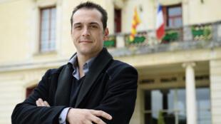 L'ancien maire du Pontet Joris Hébrard
