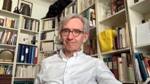Michel Duclos, ancien ambassadeur de France en Syrie