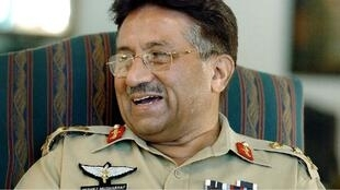 الرئيس الباكستاني الأسبق برويز مشرف.