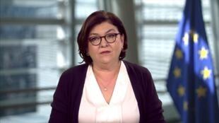 Adina Valean, commissaire européenne aux Transports