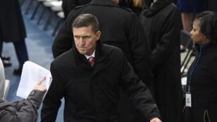 Michael Flynn a été nommé conseiller à la sécurité nationale par Donald Trump en novembre 2016.