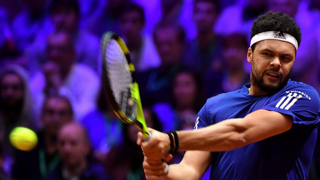 Jo-Wilfried Tsonga n'a rien pu faire face à Marin Cilic.