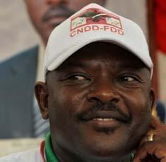 À lire aussi : Le président burundais Pierre Nkurunziza, vainqueur par forfait