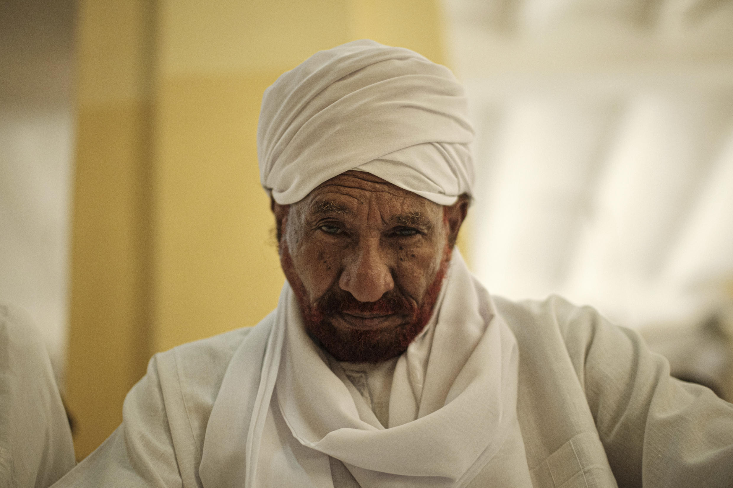 Sadiq al-Mahdi was Sudan's last democratically elected prime minister before he was toppled in a 1989 coup