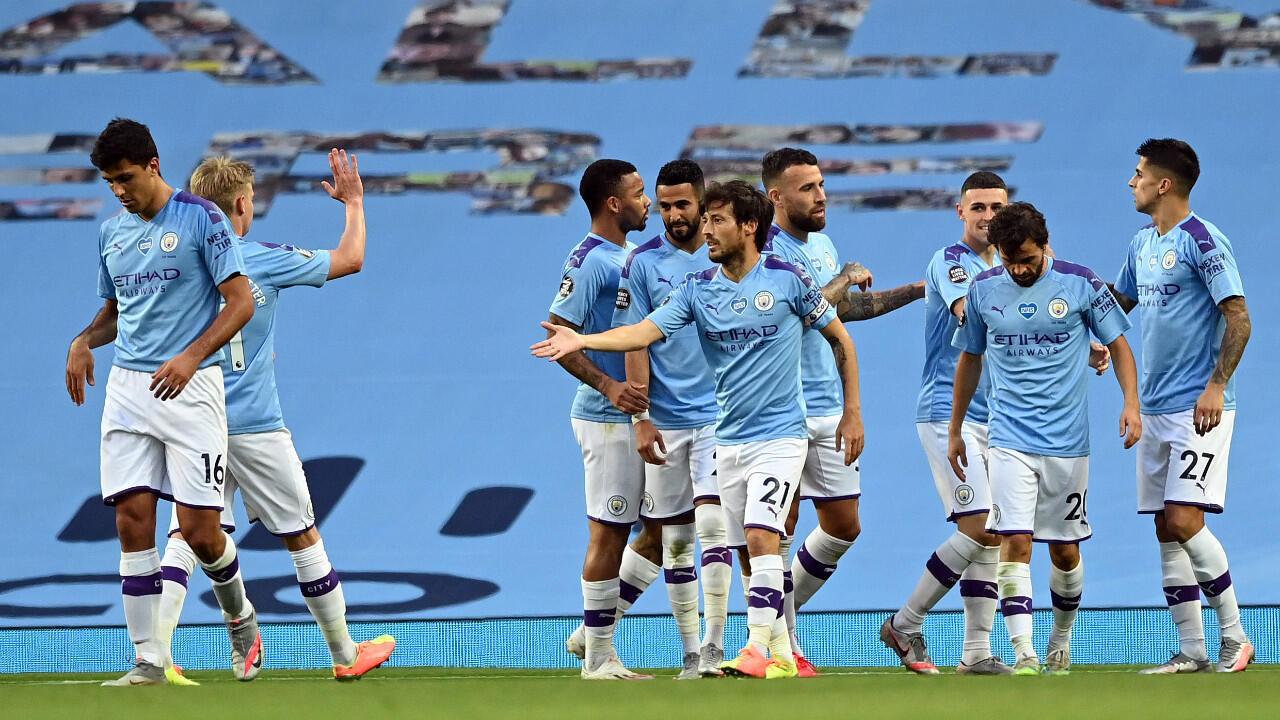 Manchester City pourra donc disputer la Ligue des Champions la saison prochaine.