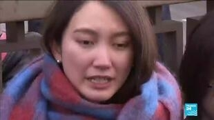 2019-12-18 16:12 Japan's journalist Shiori Ito won high profile #MeToo rape case against reporter close to Shinzo Abe