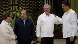 CUBA VENEZUELA NICARAGUA 1